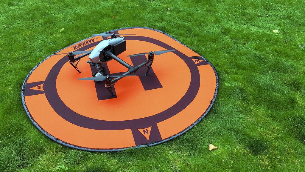Why would I use a landing pad with my drone